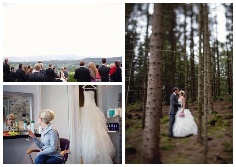 A Simple & Sweet Norway Destination Wedding