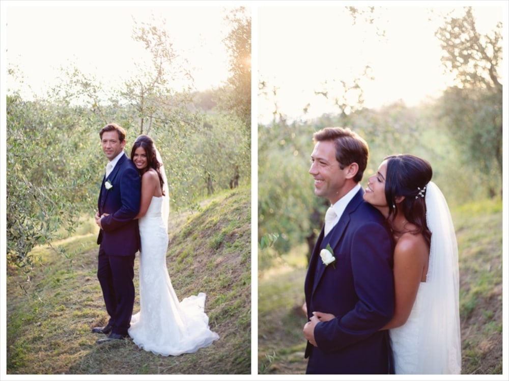San pietro wedding