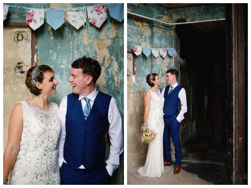 A Creative London Wedding in the Asylum Chapel