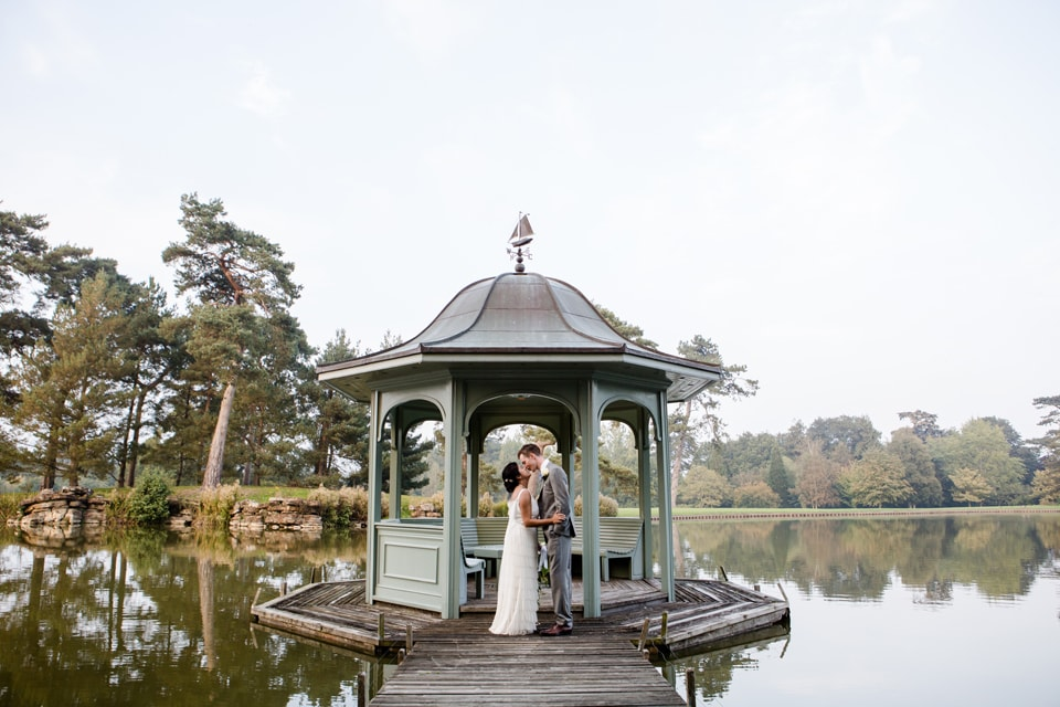A Modern & Creative Lake Side Wedding for a Charlie Brear Bride