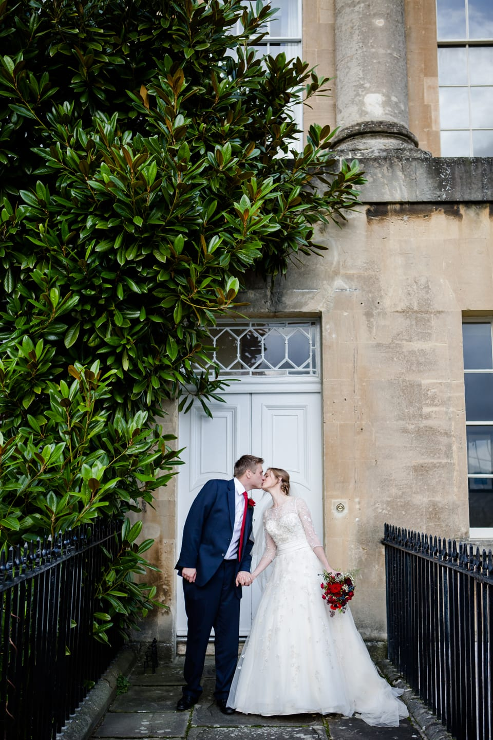 A Festive Winter Wedding at Bath Assembly Rooms