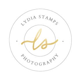 Lydia Stamps Photography Circular logo