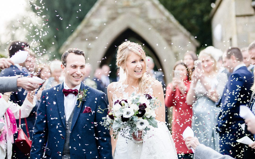 A Twinkling Winter Wedding At Cripps Stone Barn Oxfordshire