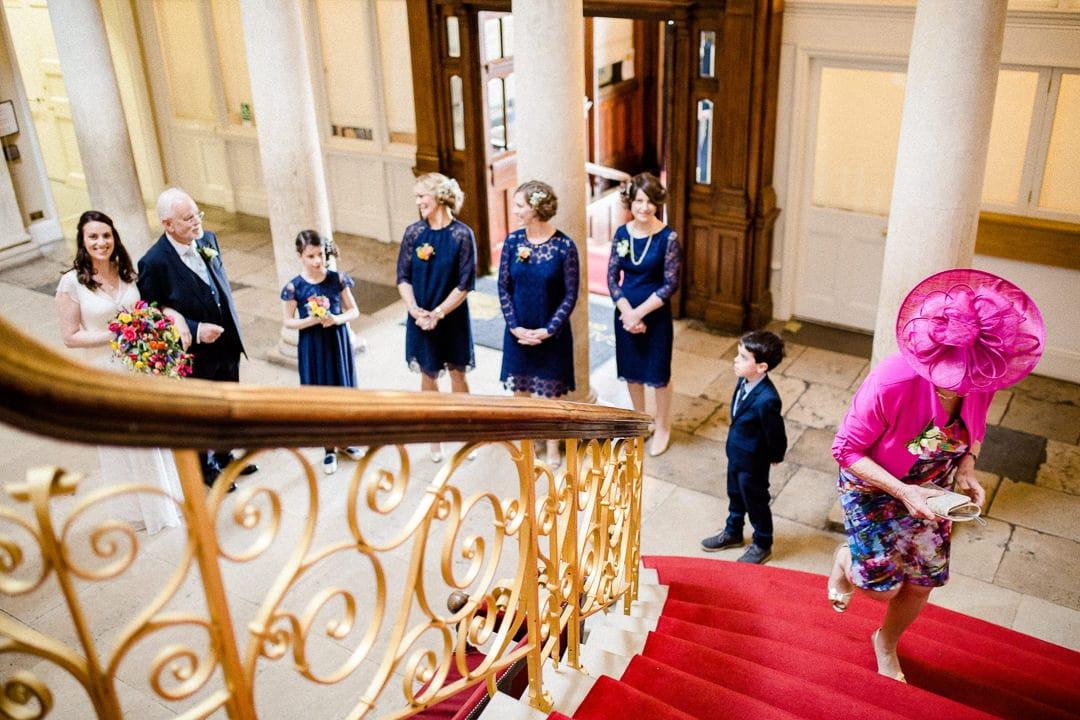 Salisbury Guildhall wedding