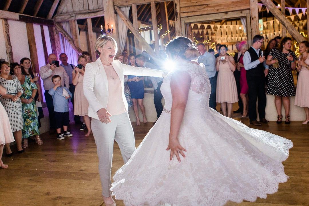 same sex wedding, first dance,