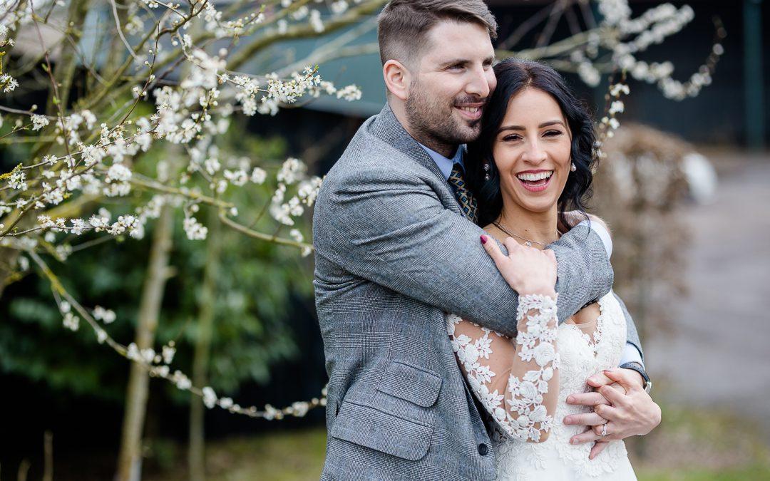 A Big & Beautiful Bridal Party at Clock Barn (Previews)