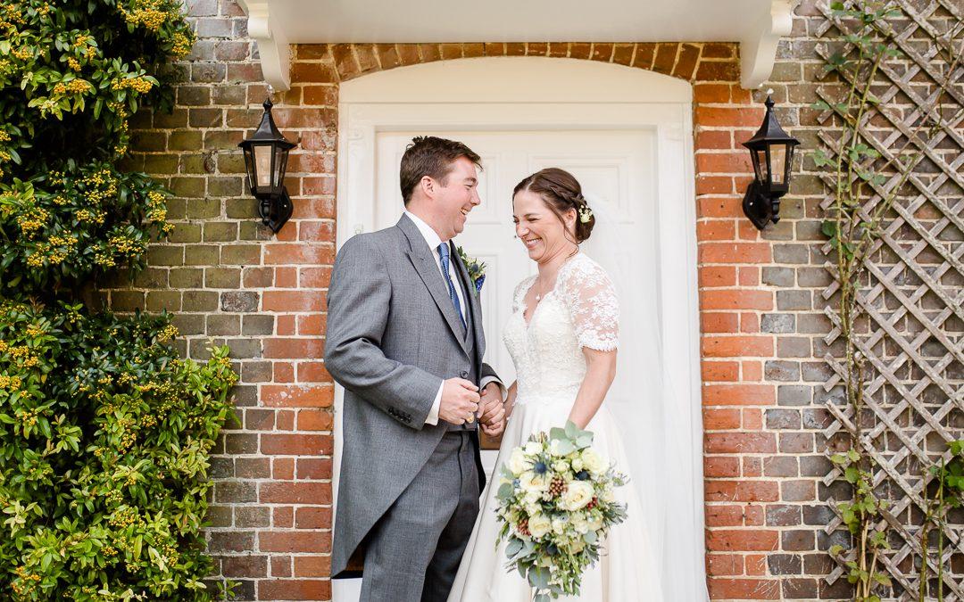 A Charming back garden wedding in Salisbury (Previews)