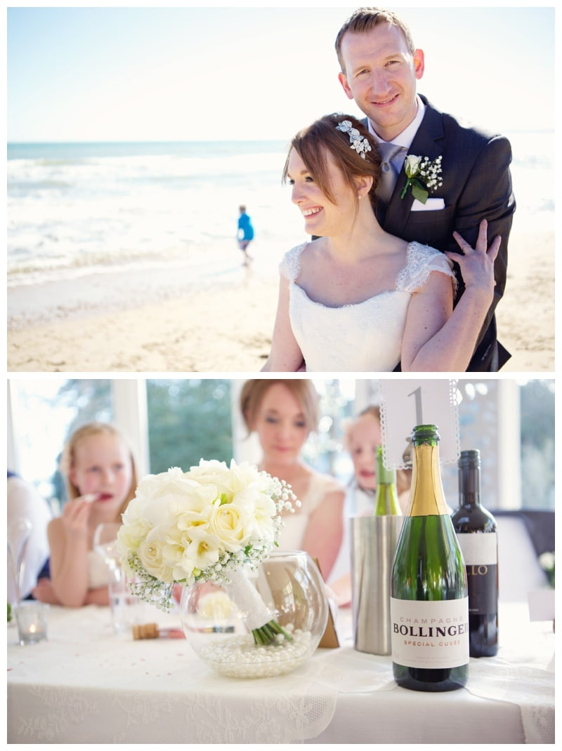 A Stylish Bournemouth Beach Wedding at The Green House Hotel {Caroline & Mike}