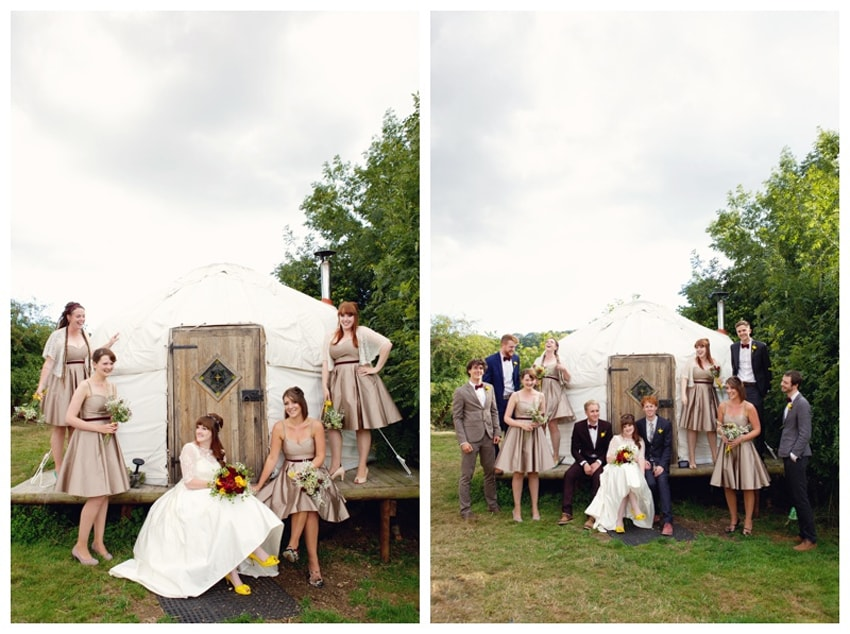 Lydia Stamps Alternative Wedding Photography 0026