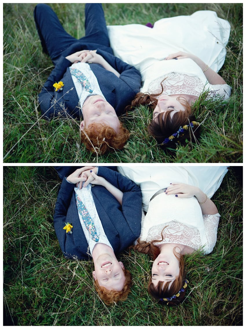 Lydia Stamps Alternative Wedding Photography 0029