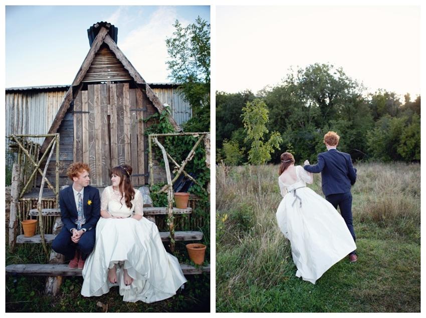 Lydia Stamps Alternative Wedding Photography 0030