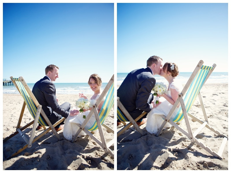 Lydia Stamps Photography Bournemouth Beach Wedding 0018