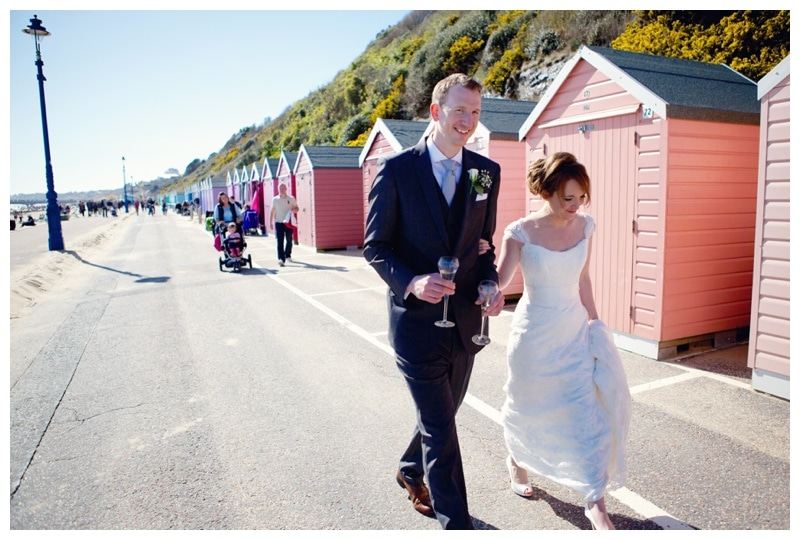 Lydia Stamps Photography Bournemouth Beach Wedding 0021