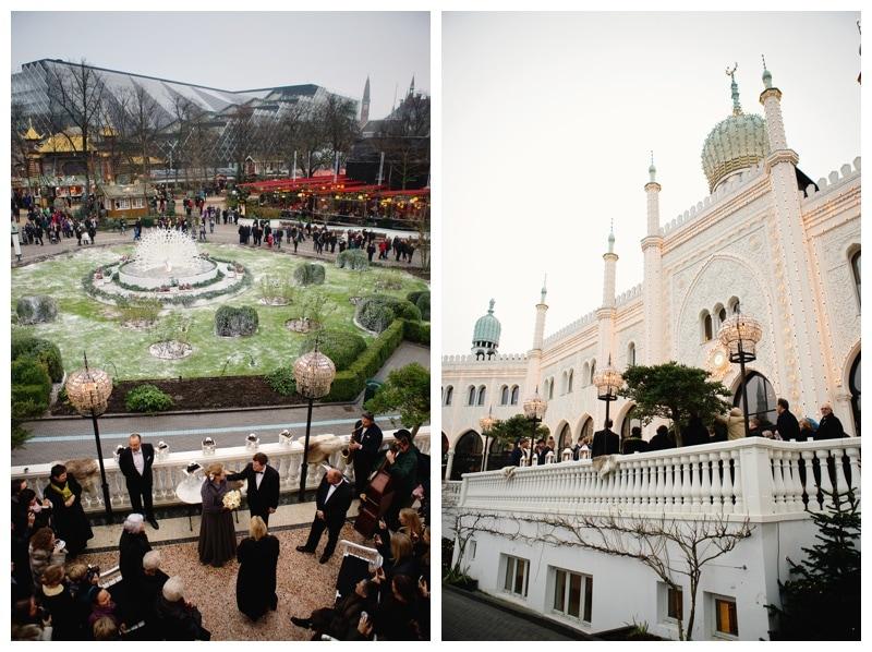 Destination wedding photographer UK Winter Wonderland Tivoli Copenhagen Lydia Stamps Photography 0016