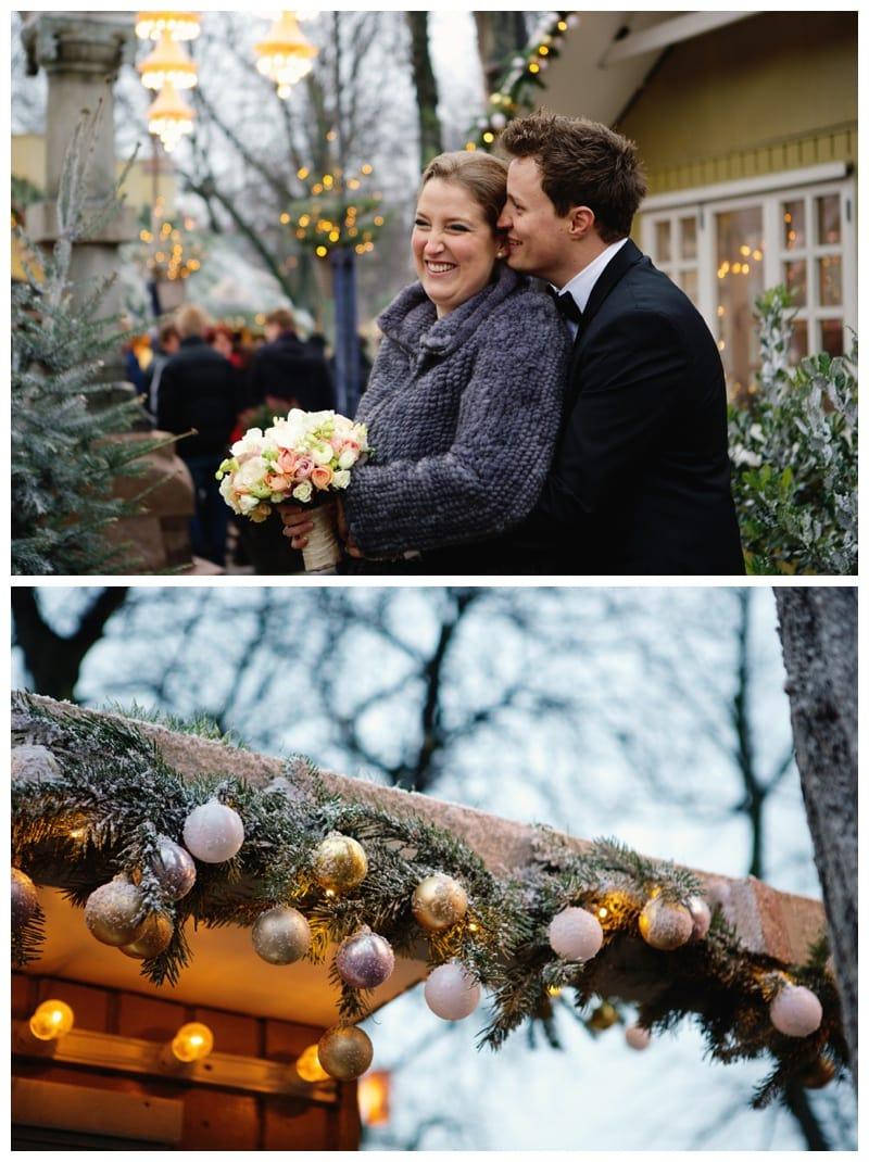 Destination wedding photographer UK Winter Wonderland Tivoli Copenhagen Lydia Stamps Photography 0024