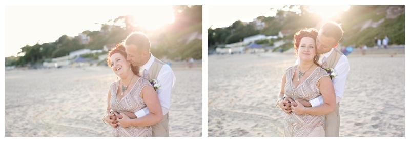 Brankson Dene Bournemouth Beach wedding by Lydia Stamps Photography