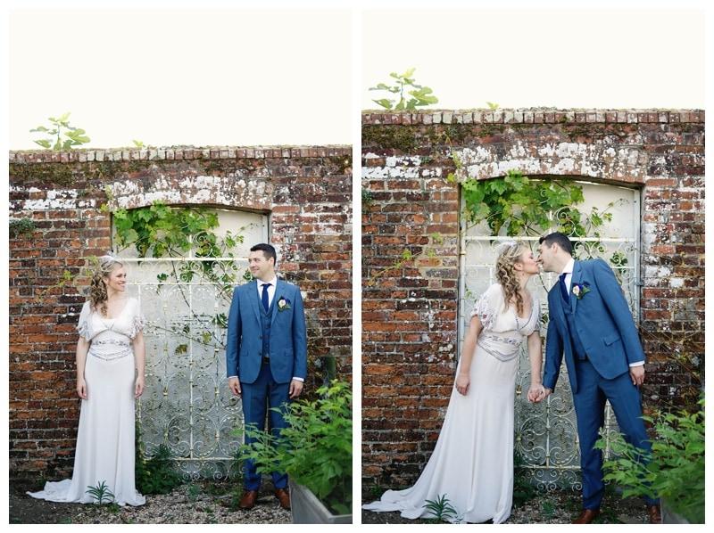 A Creative Rainbow Themed Secret Garden Wedding