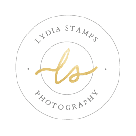 Lydia Stamps Photography Circular logo