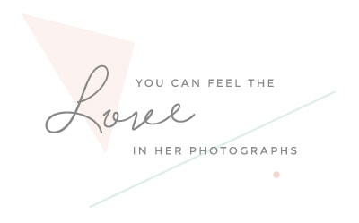 you can feel the love in her photographs quote