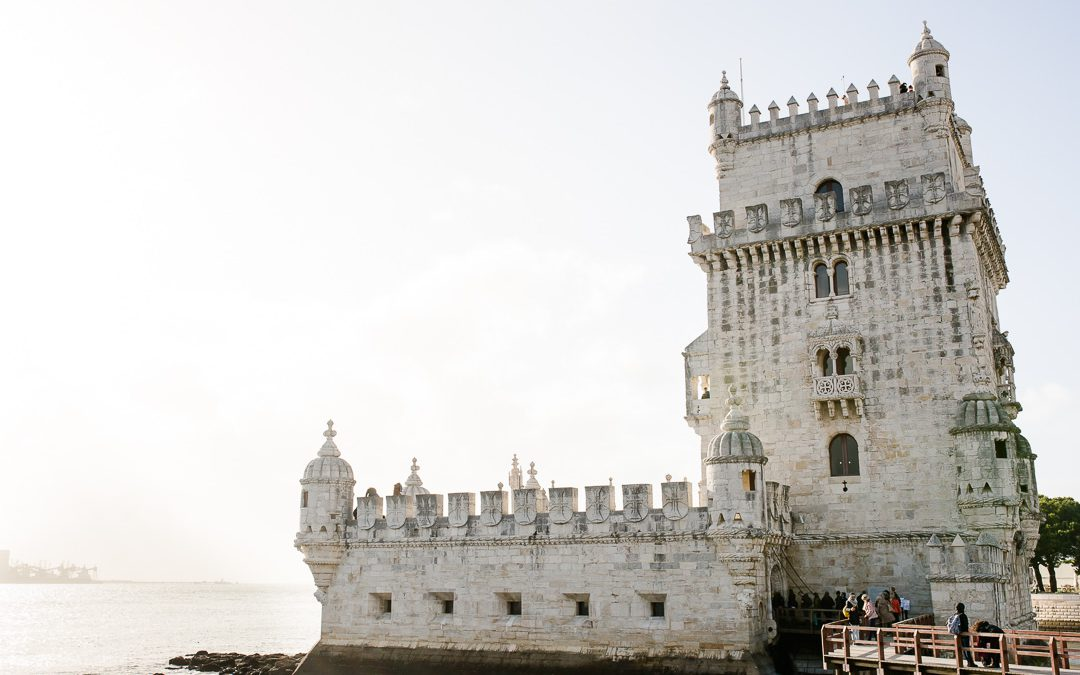 Lisbon Travel Diary & Musings on January