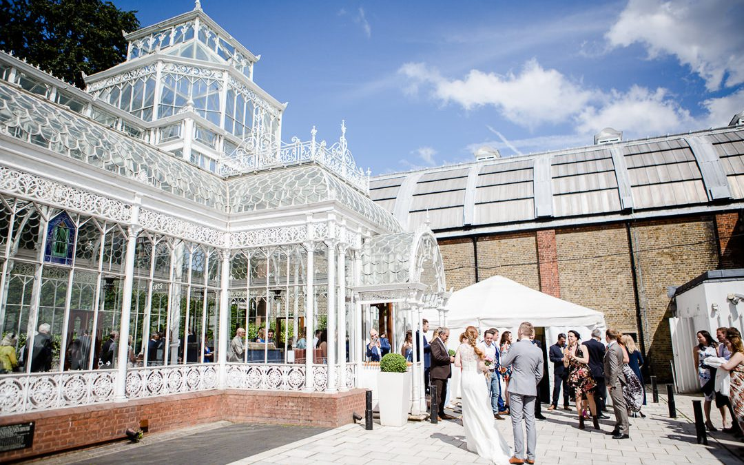 A heartfelt Horniman Museum London Wedding