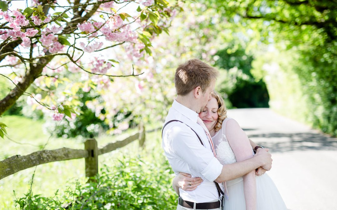 An Intimate Spring Wedding Down The Pub