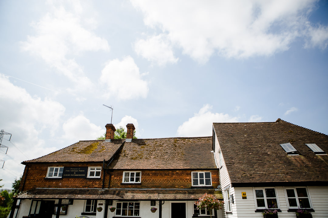 The Anchor Inn Lower Froyle Pub in Hampshire