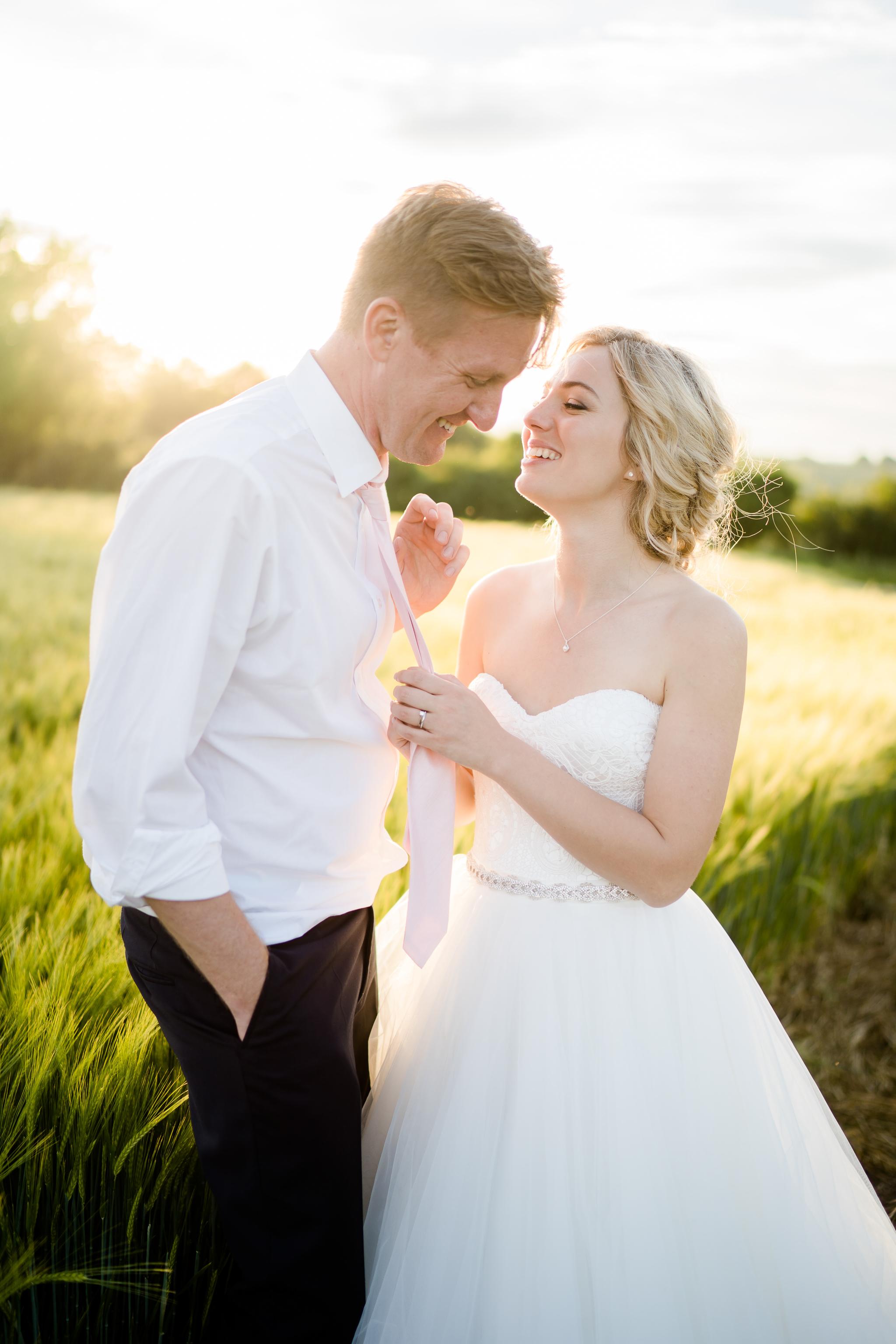 wild undone rustic wedding bouquet in pastel colours by Jenni Bloom Flowers
