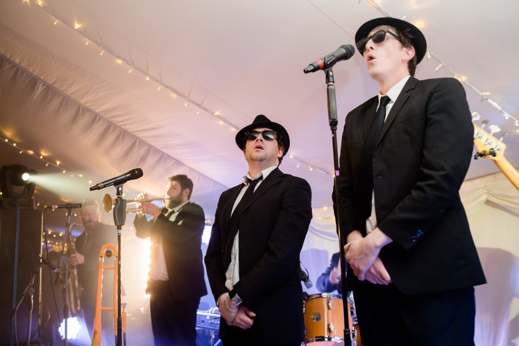 The Blues Brothers Banned Tribute Band