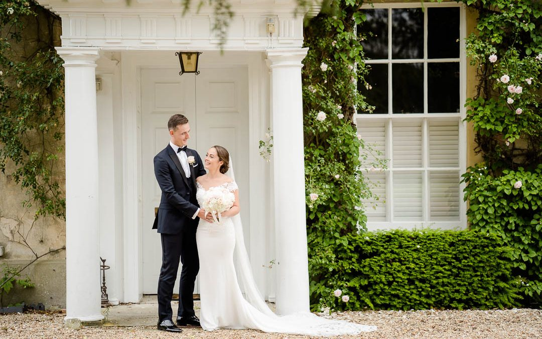 An Elegant Northbrook Park Wedding, Hampshire {Previews}